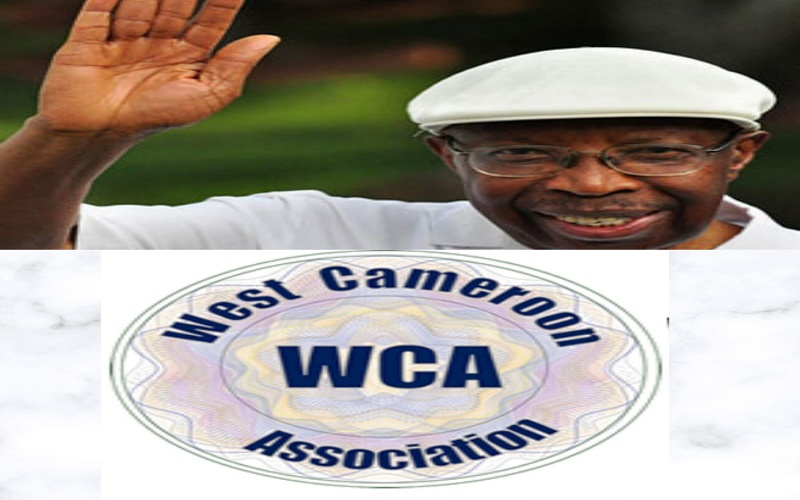 West Cameroon Association tribute to Mola Njoh Litumbe