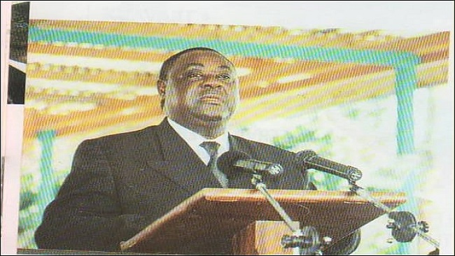 Bomb goes off in Yaoundé as former Minister Ebong Ngolle bows out