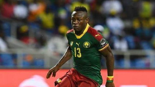Cameroon star Bassogog hospitalised in China with coronavirus