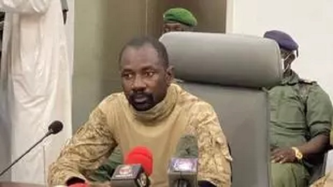 Mali: Colonel Assimi Goita declares himself junta leader as opposition pledges support
