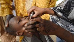 Africa now free of polio