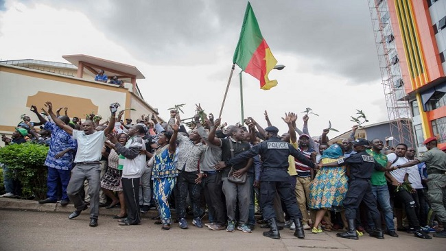 French Cameroun: Opposition detainees face 'arbitrary' justice