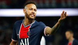 Football: Neymar among five sent off as Marseille end PSG hoodoo