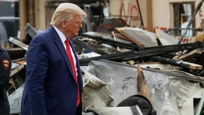 US: More Republicans urge Trump to allow Biden intelligence briefings