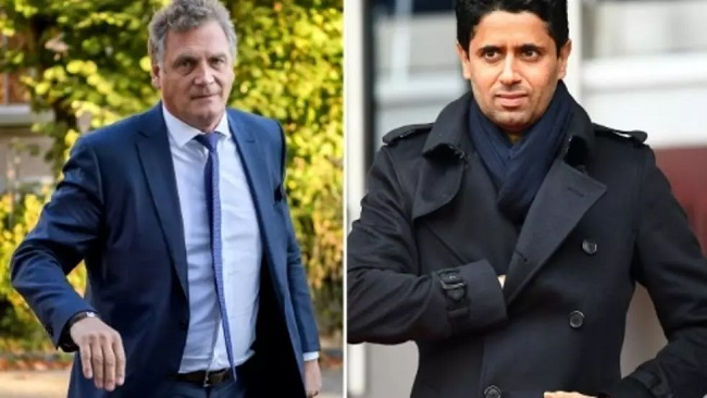 Ex-FIFA official convicted, PSG official cleared in Swiss corruption trial