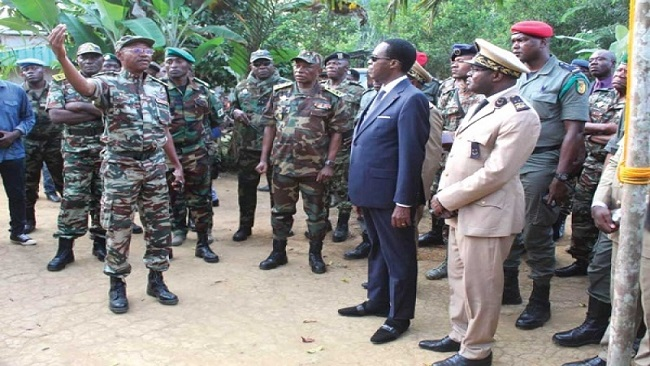 Southern Cameroons Crisis: Defense Minister Sneaks into Dschang