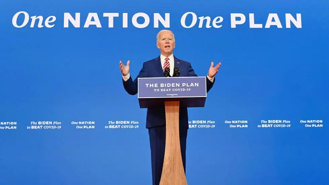 US: Biden outlines 'once-in-a-generation' plan to revamp infrastructure