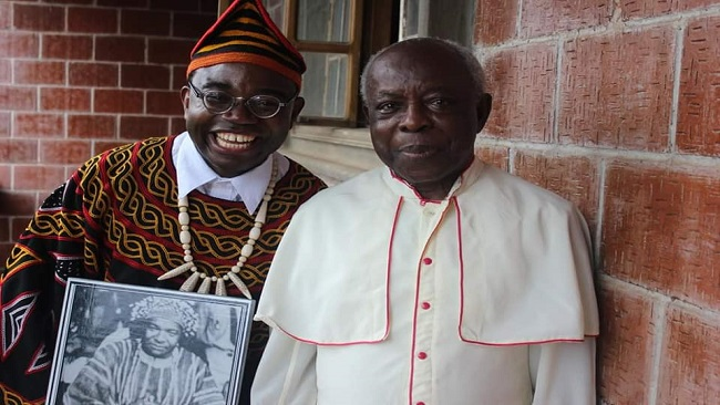 Tribute and account on Monsignor Theophilus Ibegbulam Okere of Nigeria