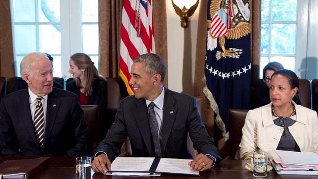 US: Obama is pushing Susan Rice for secretary of state job