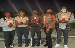 Student Organization holds vigil to raise awareness of humanitarian crises in Southern Cameroons and Nigeria