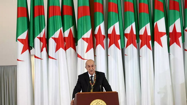 Algeria: President dissolves lower house of parliament amid calls for protests