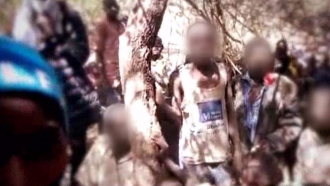 Boko Haram releases 300+ abducted schoolboys