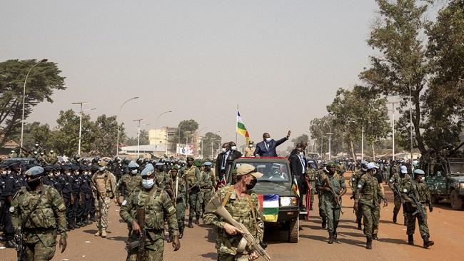 Central African Republic President Touadéra wins re-election