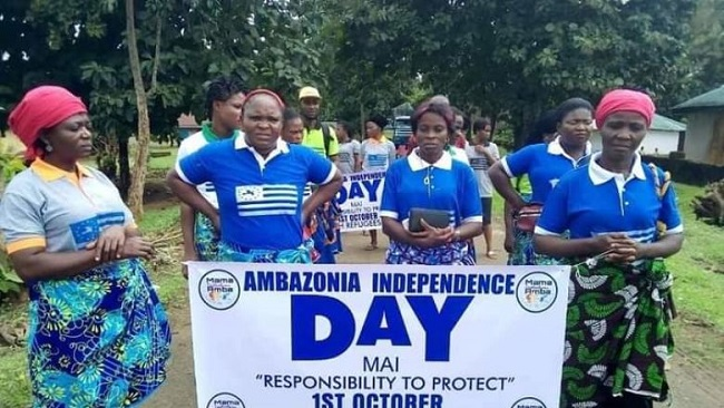 Ambazonians at Ikom rally demand UN-sponsored referendum in Southern Cameroons