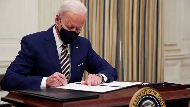 Joe Biden: White House accelerates vaccine plans, sets July 4 goal for US return to near-normal