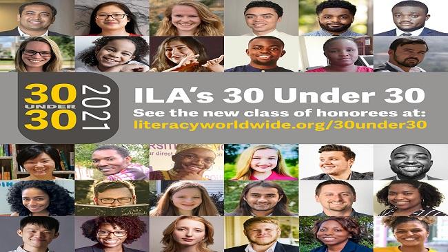 Christian Elongué, CEO of Muna Kalati named 2021 Global literacy champions and visionaries by International Literacy Association