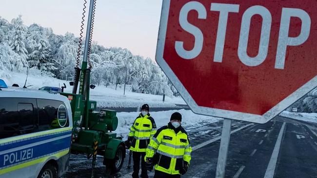 Covid-19: Germany partially closes borders despite EU criticism