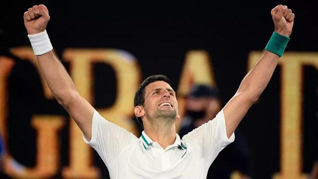 Tennis: Djokovic crushes Medvedev to win record 9th Australian Open title