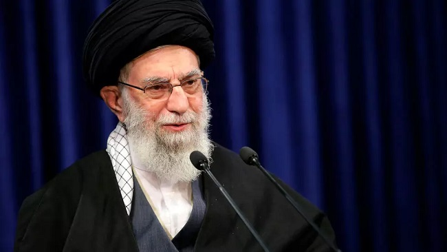 Iran: Supreme Leader says Tehran won't resume nuclear commitments until US lifts sanctions