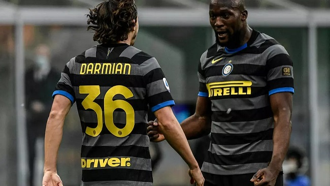 Italian Football: Quick-fire Lukaku helps Inter pull seven points clear