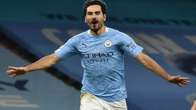 Football: Man City extend lead to seven points, Liverpool stunned by Leicester