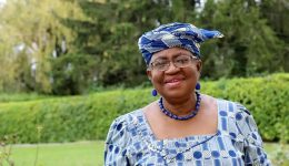 First woman, first African: Nigeria's Okonjo-Iweala set to be named WTO boss