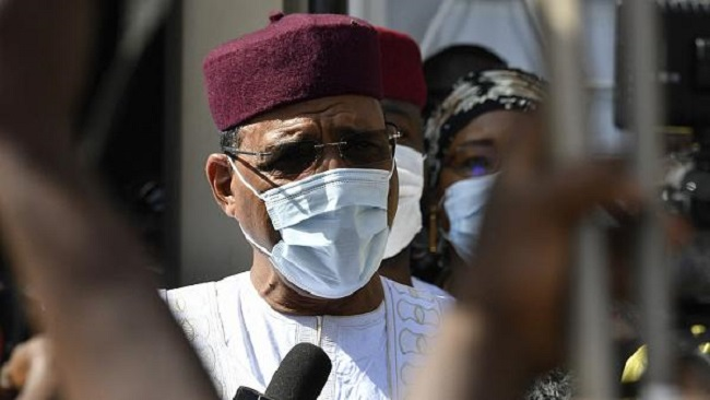 Niger Republic:  Mohamed Bazoum wins presidential election round 2