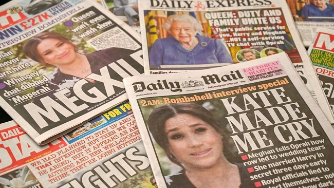 Megxit: Palace hand-wringing sparks media soul-searching in UK