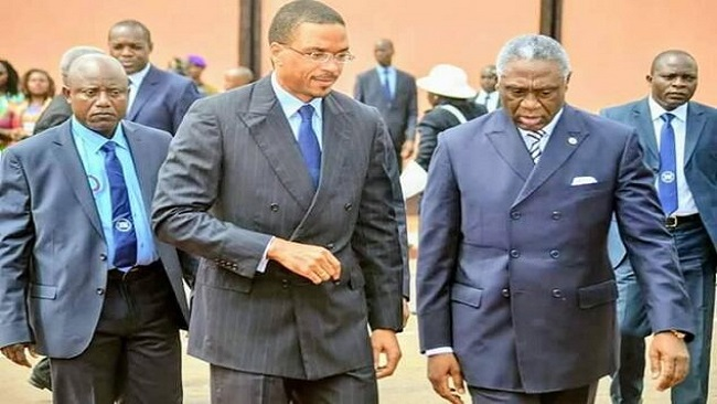 As Franck Biya prepares to succeed his father: A look at who's who of his inner circle