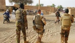 France and Russia make a stand over which country will have the greater influence in Mali