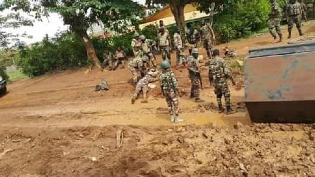 Southern Cameroons Crisis: Several government soldiers injured in military vehicle crash in Manyu