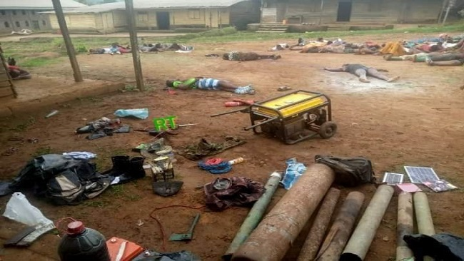 Violence in Southern Cameroons takes high civilian toll