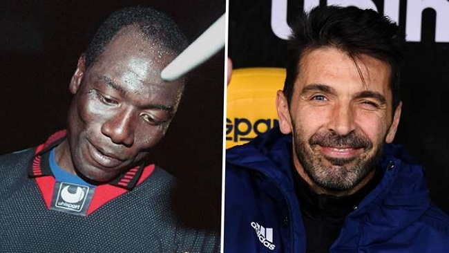Football: Cameroon legend N'Kono shares memories of unlikely Buffon bromance