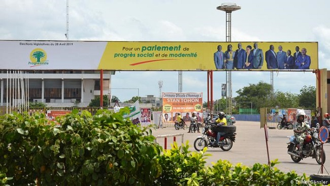 Benin: Unrest ahead of vote critics say is skewed to favour incumbent Talon
