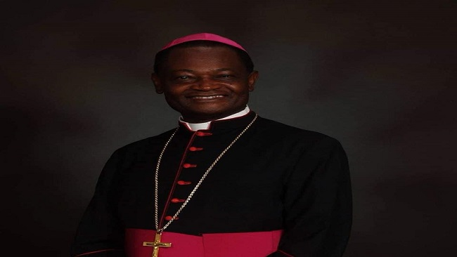 Bishop George Nkuo: Jubilee of Mercy in the diocese of Kumbo