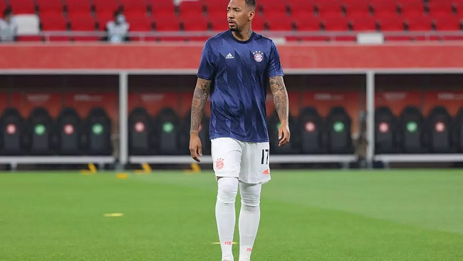 Football: Boateng's confirmed exit sparks tension at Bayern Munich