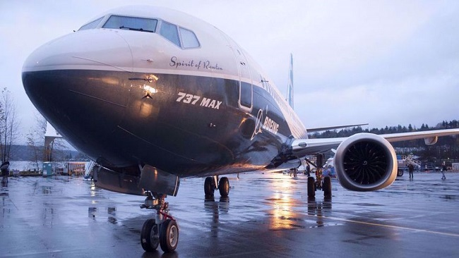 More electrical problems found on some Boeing 737 MAX