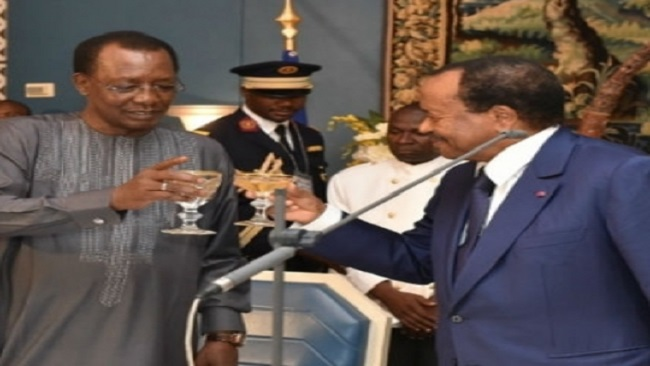 Idriss Deby's Death: Is Chad talking to Cameroon?