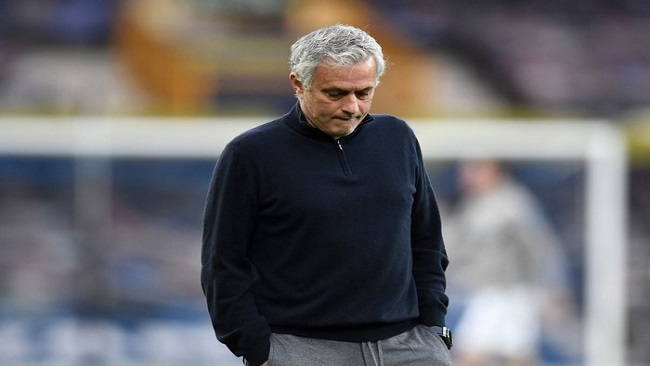 Tottenham sack Mourinho as head coach days before League Cup final