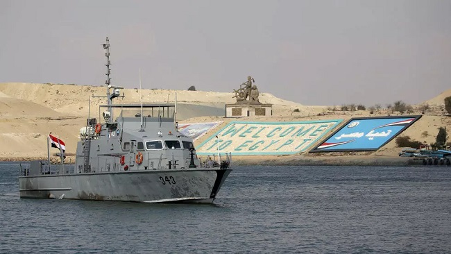 Last ships stranded in Suez Canal pass through on Saturday