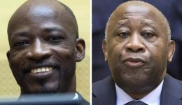 President Gbagbo, right-hand man Blé Goudé 'free to return to Ivory Coast'
