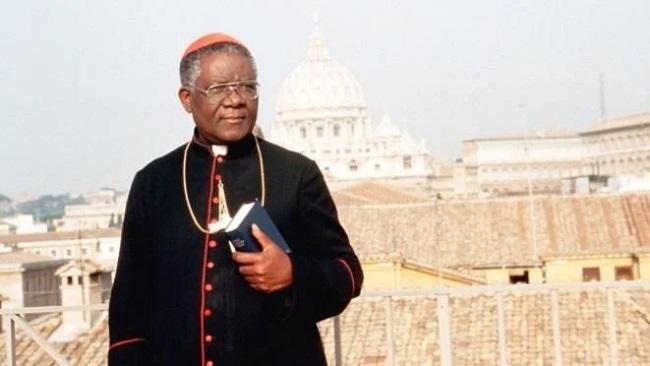 Pope Francis sends condolences for death of Cardinal Christian Tumi