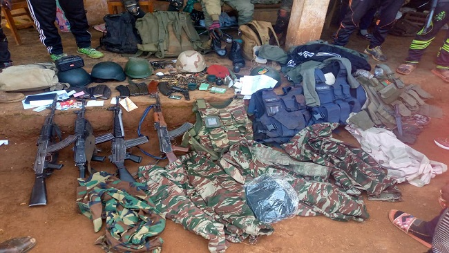 Southern Cameroons Crisis: North West Governor confirms Amba attack on Lassin gendarmerie post