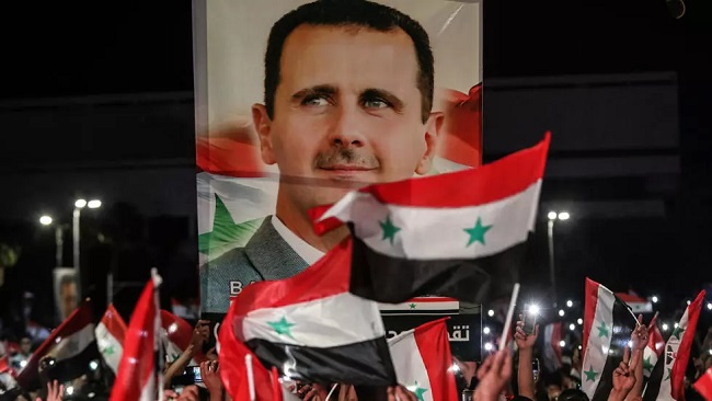 Syria's President Assad wins fourth term in expected landslide