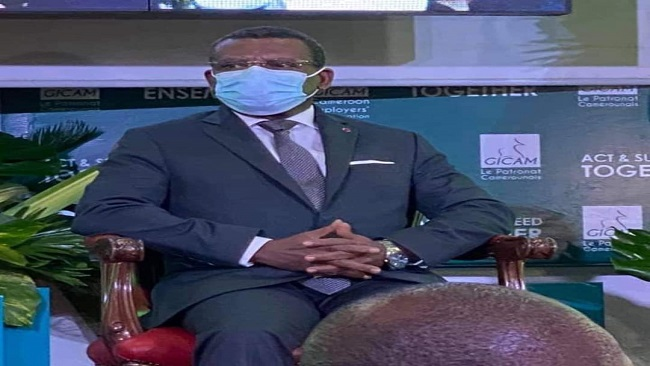 Dion Ngute shedding 'crocodile tears' on Ambazonia reconstruction