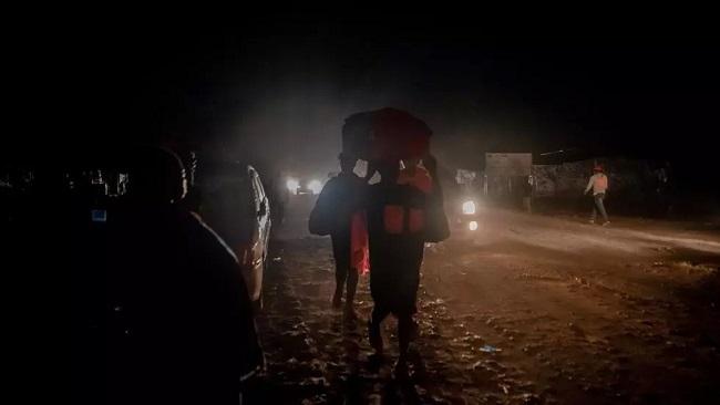 Congo-Kinshasa city empties over fears volcano could erupt again