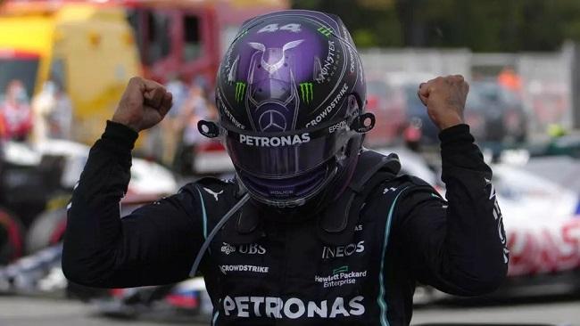 Formula 1: Mercedes masterstroke in Spain helps Hamilton deny Verstappen