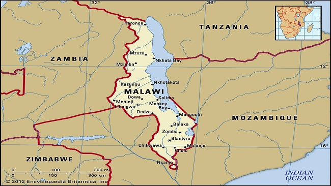 Four Cameroonians arrested in Malawi