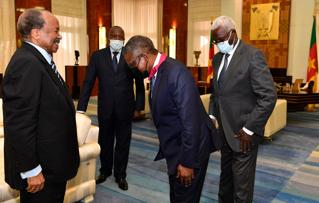 After Biya-Dangote Meeting:  CPDM Crime Syndicate threatens CIMENCAM with closure over prices rises