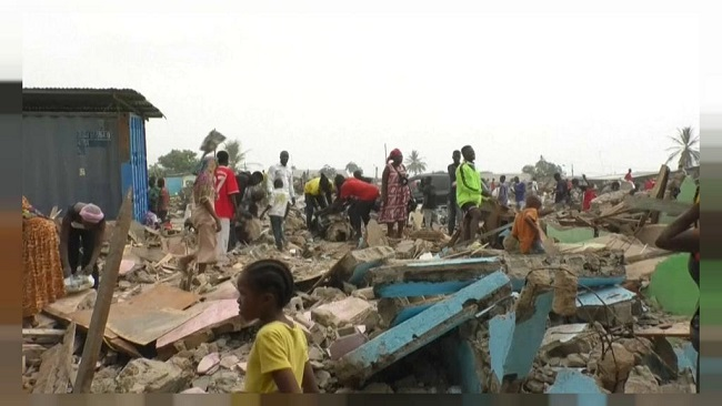 French Cameroun: More Douala residents lose homes to demolition